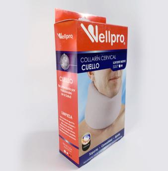 Línea soporte Wellpro