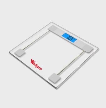 balanza digital wellpro